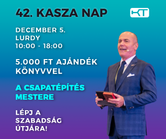 42. Kasza Nap - A csapatépítés mestere